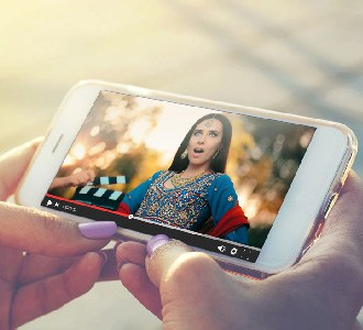 خدمة بيانات الفيديو حسب الطلب