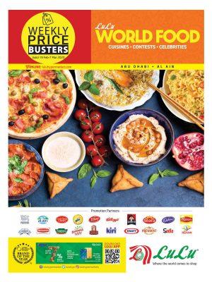 أطعمة عالمية – أبوظبي والعين